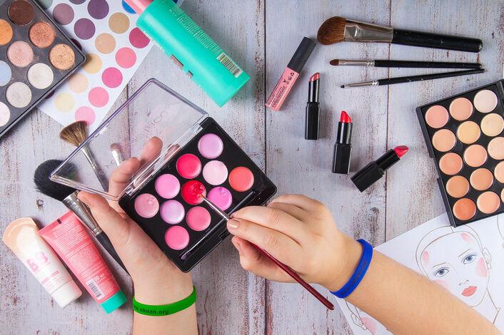 Где купить косметику арт косметика pop для девочек купить
